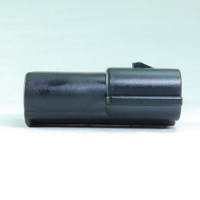 FRA型3極オスコネクター(黒色)