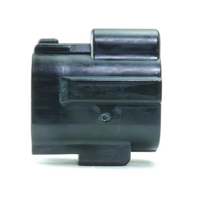 FRA型4極メスコネクター(黒色)