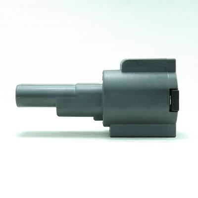 FRM型2極メスコネクター(灰色)