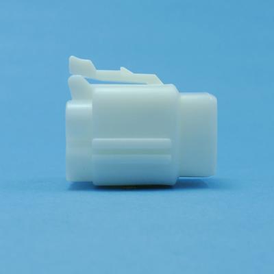 FRS型6極メスコネクター(白色)
