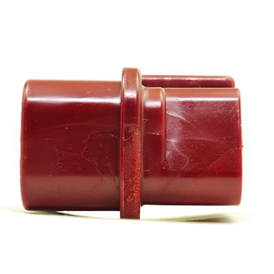 OBD型16極オスコネクター(赤色)