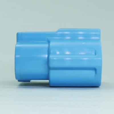 RS型3極メスコネクター(水色)
