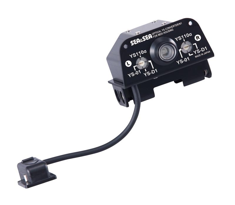 SEA&SEA MDX用光コンバーター/C1