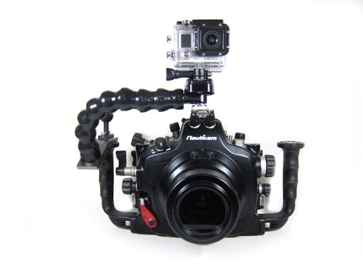 GoPro用グリップエクステンションアーム