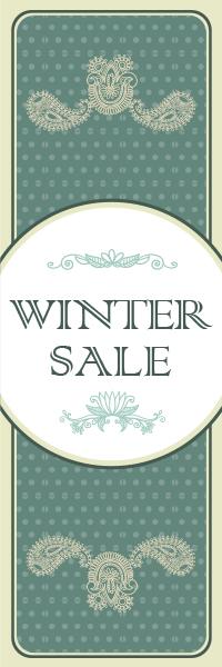 WINTER SALE|のぼり(10枚〜)