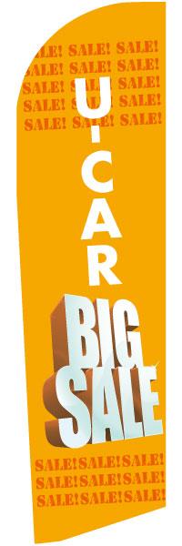 U-CAR BIG SALE|セイルのぼり(10枚〜)