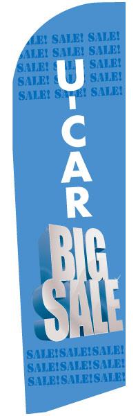 U-CAR BIG SALE|セイルのぼり(1〜9枚)