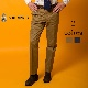 CORDINGS [コーディングス] - FLAT FRONT CHINO TROUSERS / 2COL.
