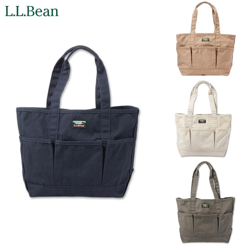L.L.Bean [エル・エル・ビーン] - Katahdin Camping Tote / 4col.