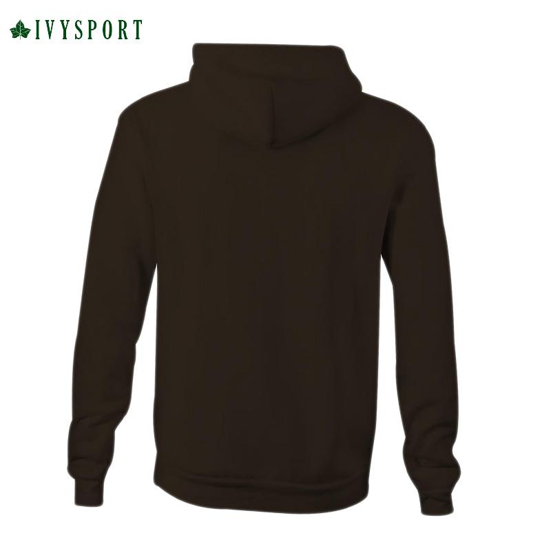 IVYSPORT [アイビースポーツ] - Brown University Bears Classic Hooded Sweatshirt (Brown)
