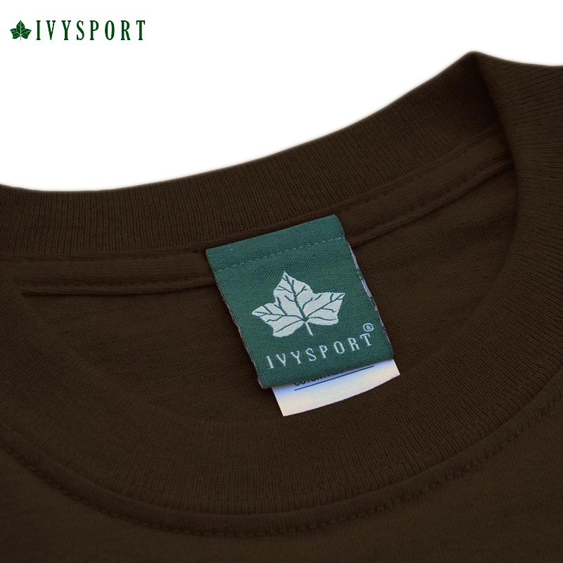 IVYSPORT [アイビースポーツ] - Brown Classic T-Shirt (Brown)