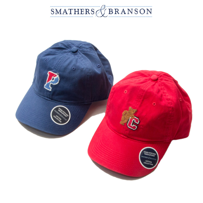 Smathers & Branson [スマザーズ&ブランソン] - COLLEGE CAP(B) / 2COL.