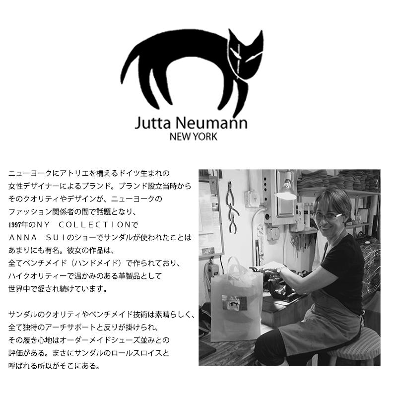 Jutta Neumann [ユッタニューマン] _  サンダル - FRANK / BLACK