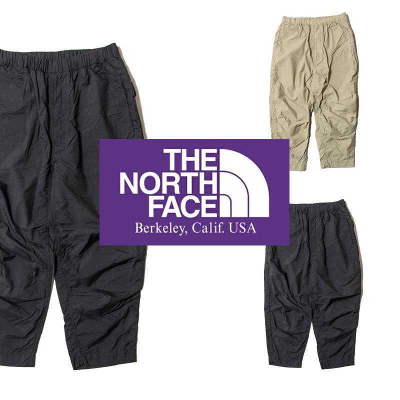 THE NORTH FACE PURPLE LABEL [ノースフェイス パープルレーベル] - CROPPED PANTS / 2COL.