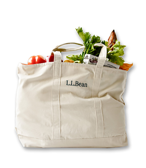 L.L.Bean [エル・エル・ビーン] _ Grocery Tote / 5Col.