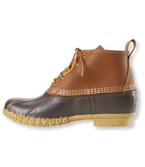 "L.L.Bean [エル・エル・ビーン] _ Men's Bean Boots, 6"" / Tan×brown"