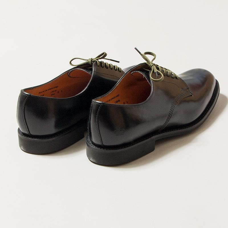 SANDERS [サンダース] - Officer Shoe_オフィサーシューズ / Black