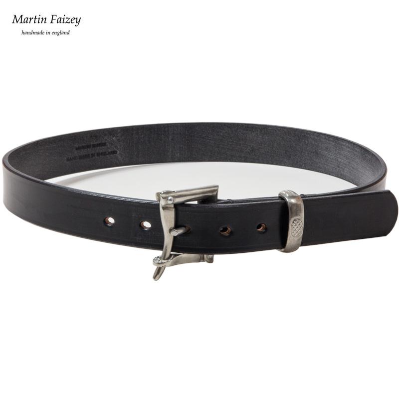 Martin Faizey [マーチン・フェイジー] - 1.25 Quick Release Belt / BLACK