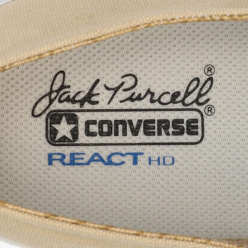 CONVERSE [コンバース] - JACK PURCELL (ジャックパーセル) _ GORE-TEX RH / BEIGE