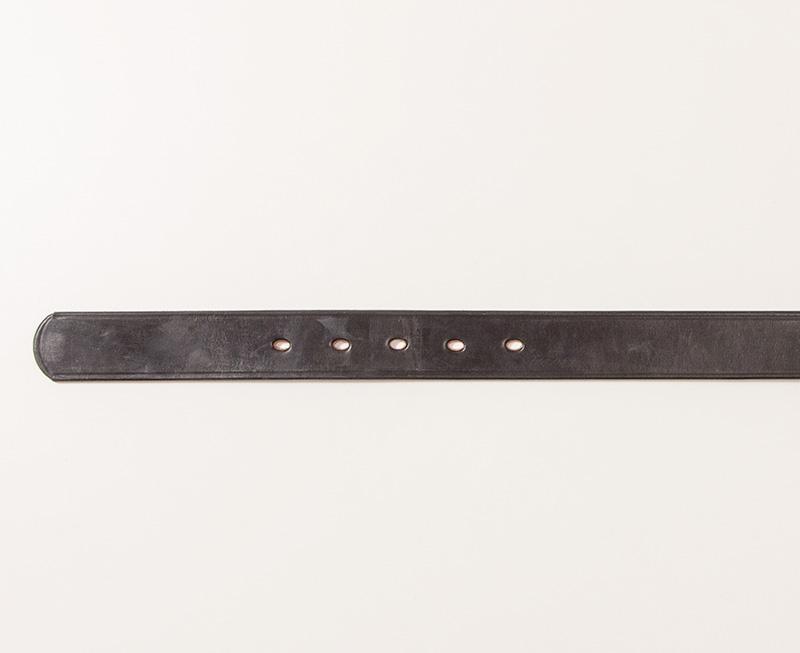 Martin Faizey [マーチン・フェイジー] - 1.25 Quick Release Belt _ Brass / Dk.Havana(ダークブラウン)