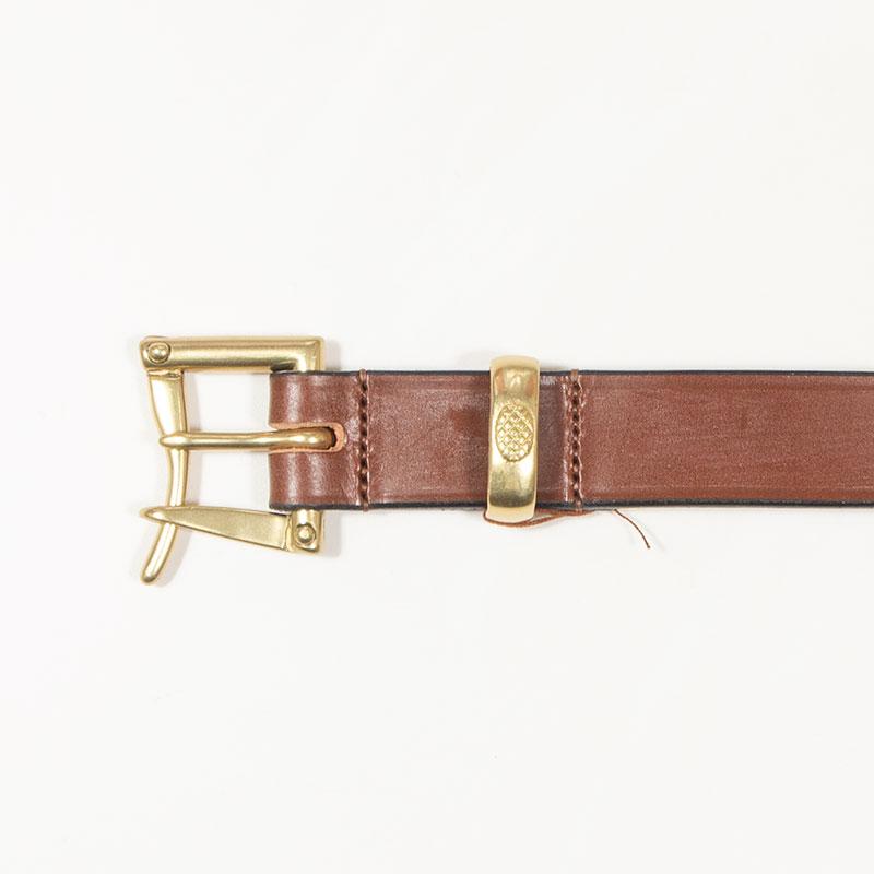 Martin Faizey [マーチン・フェイジー] - 1.25 Quick Release Belt / Conker