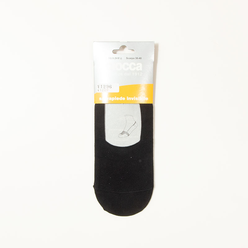 CIOCCA [チョッカ] _ shoes in sock / 3Col.