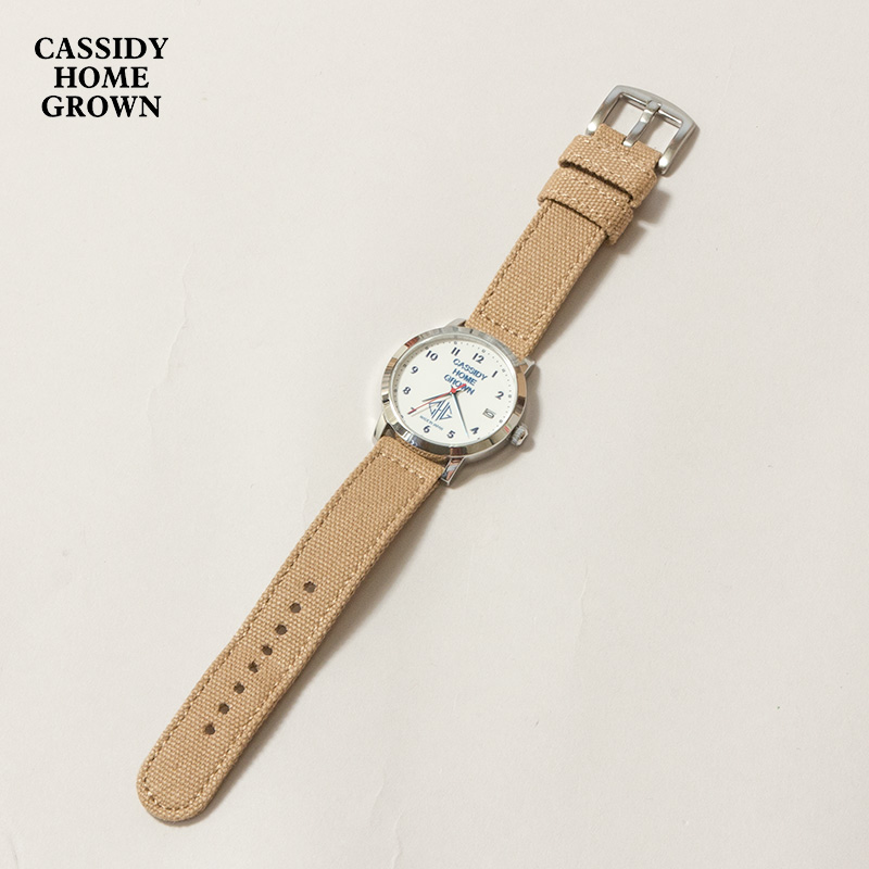 CASSIDY HOME GROWN [キャシディ・ホームグロウン] - WRIST WATCH