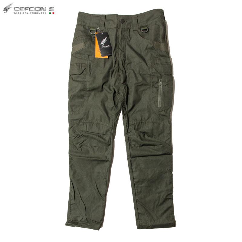 DEFCON 5 [デフコン チンクエ] - PREDATOR PANTS / OD GREEN