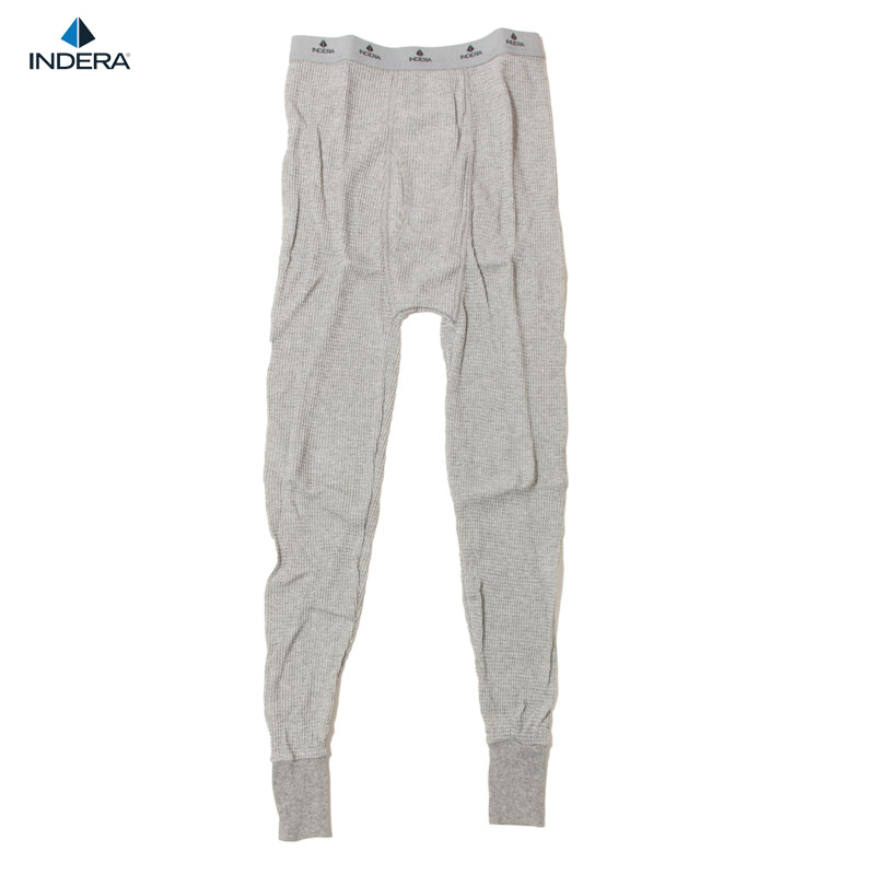 Indera Mills [インデラミルズ] - Traditional Long Johns - MENS DRAWER / 3COL.