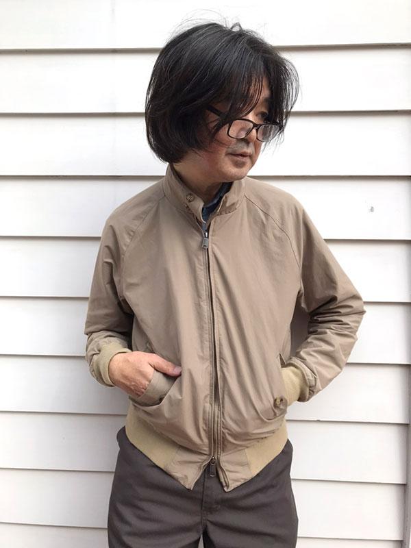 Baracuta [バラクータ] _ G9 MODERN CLASSIC HARRINGTON JACKET - BARACUTA CLOTH / Tan