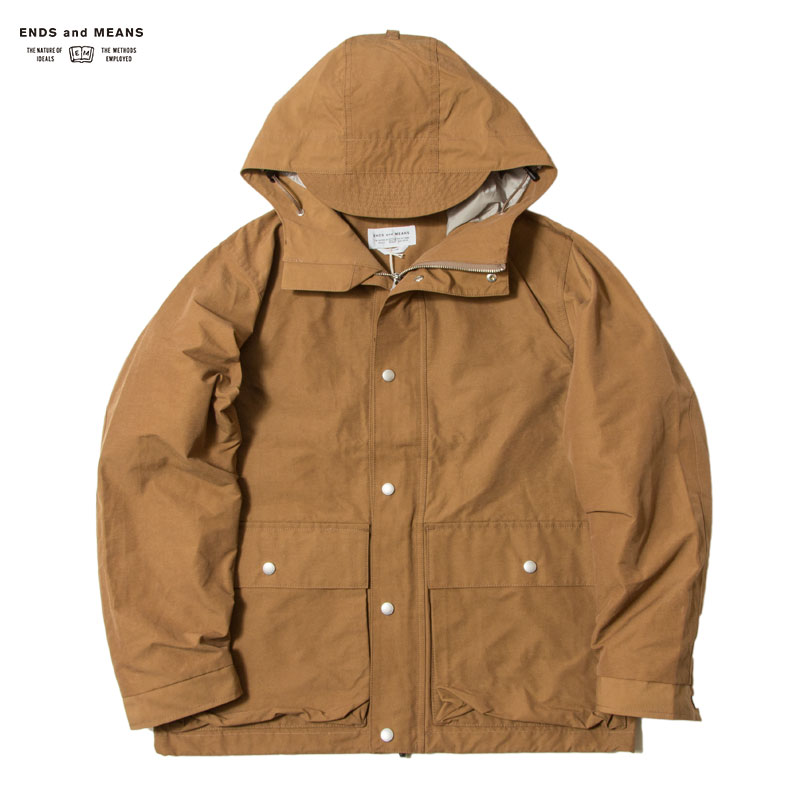 ENDS and MEANS [エンズアンドミーンズ] - Sanpo Jacket / 2col.