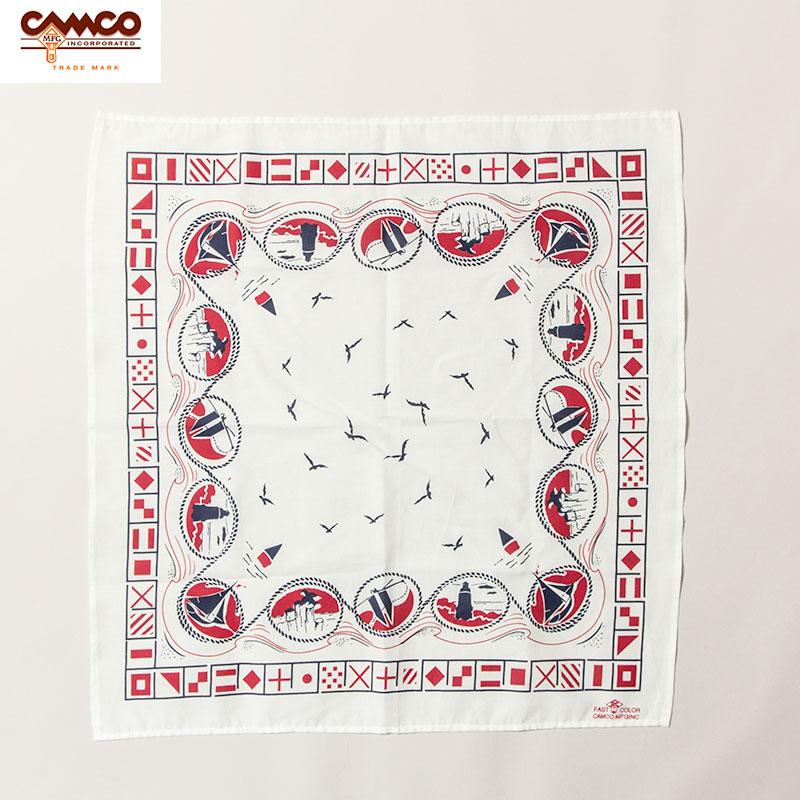 CAMCO [カムコ] - PRINT BANDANA / 2Col.