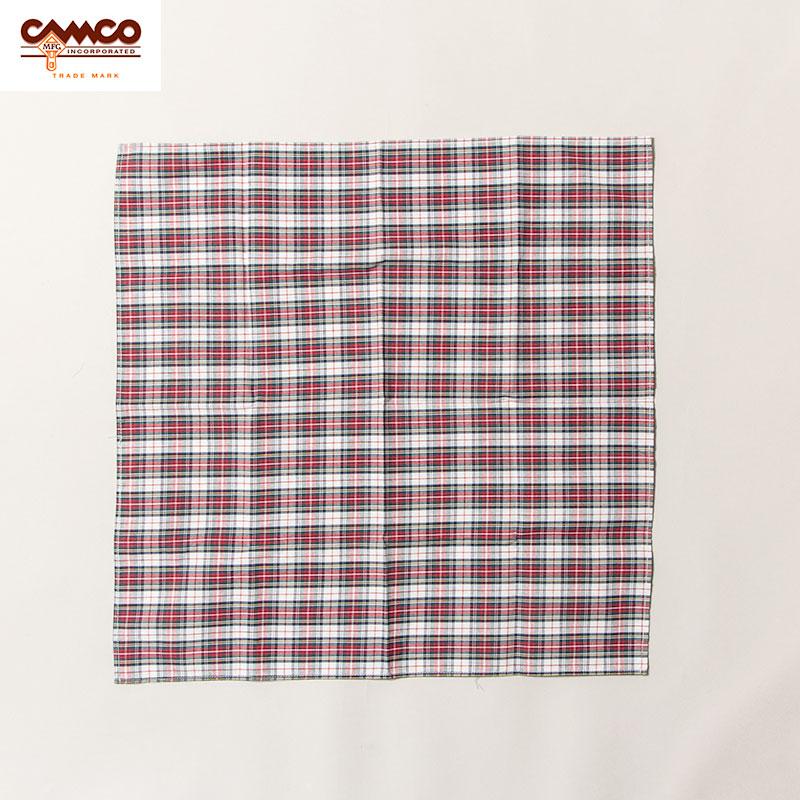 CAMCO [カムコ] - ブロードクロス ハンカチ / 2Col.