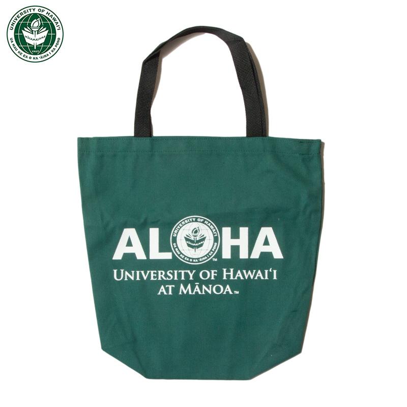 University of Hawaiʻi at Mānoa - TOTE BAG / GREEN