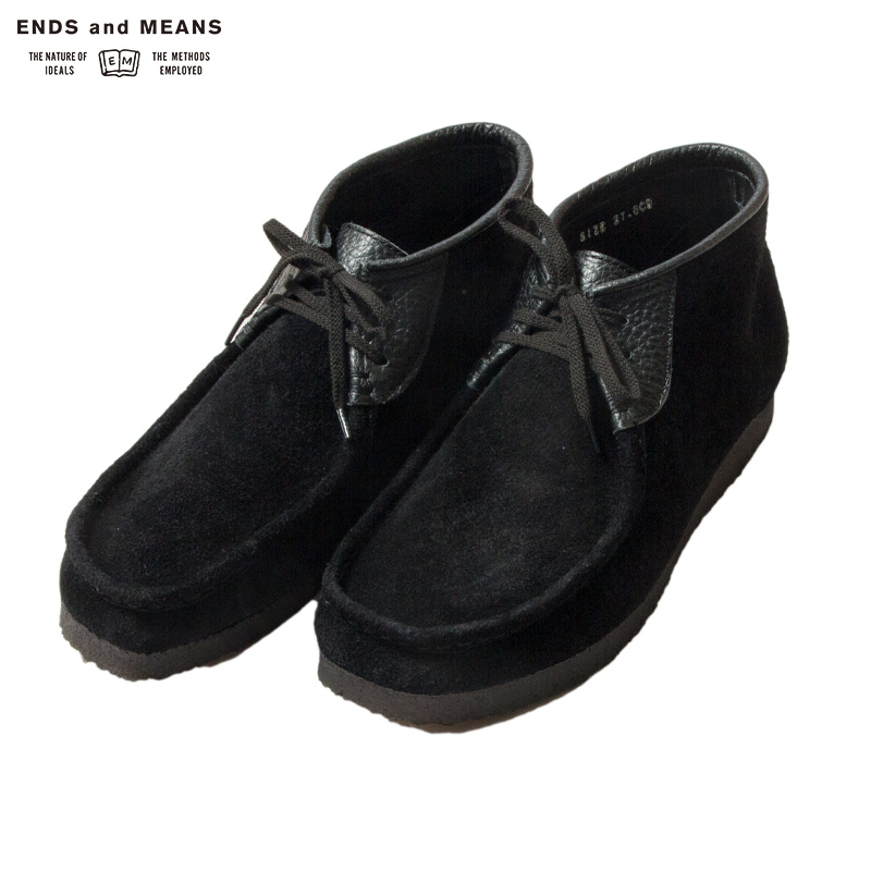 ENDS and MEANS [エンズアンドミーンズ] - STOCK NO. For EM / BLACK