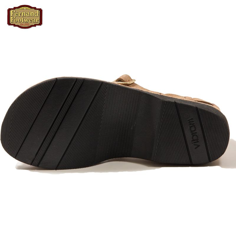 Fernand Footwear [フェルナンド・フットウェア] _ Middle English / Suede