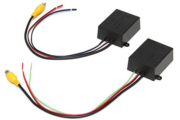 車載用VOC(バックカメラワイヤレス送受信)モジュール VP-30N
