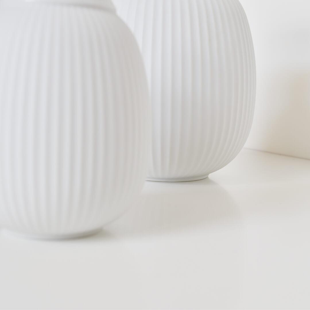 Lyngby Curve Vase