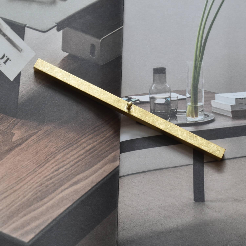 brass paper weight