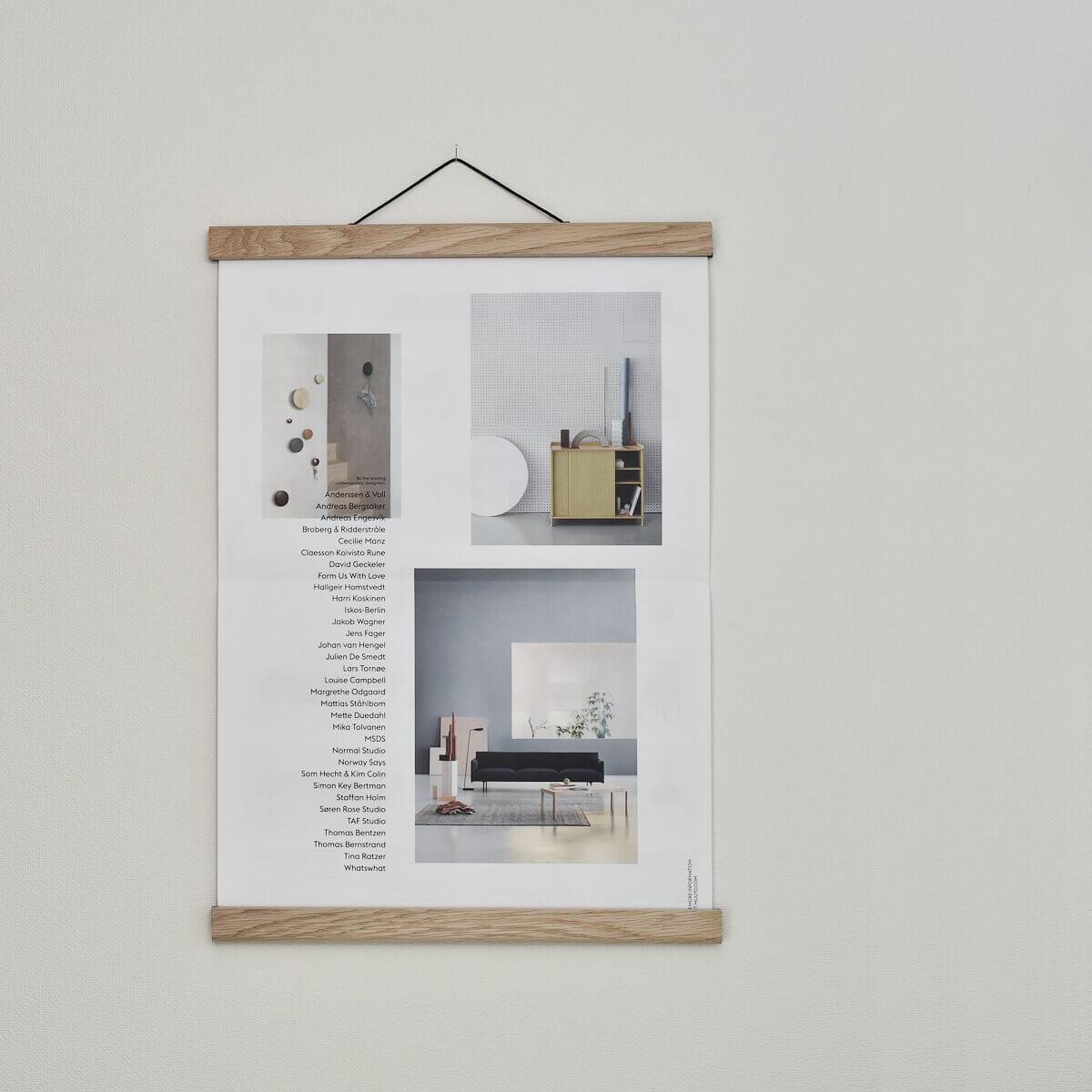 poster hanger creamoremill
