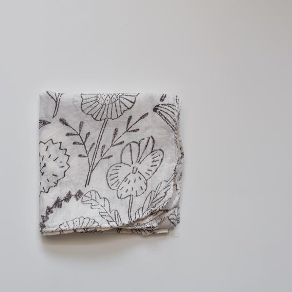 ZUAN & ZOKEI handkerchief