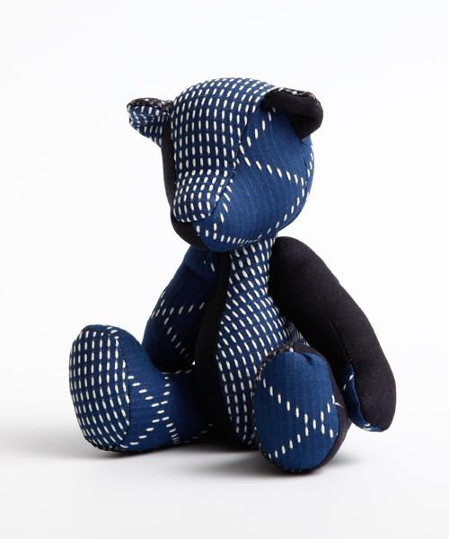 CRAZY INDIGO BEAR