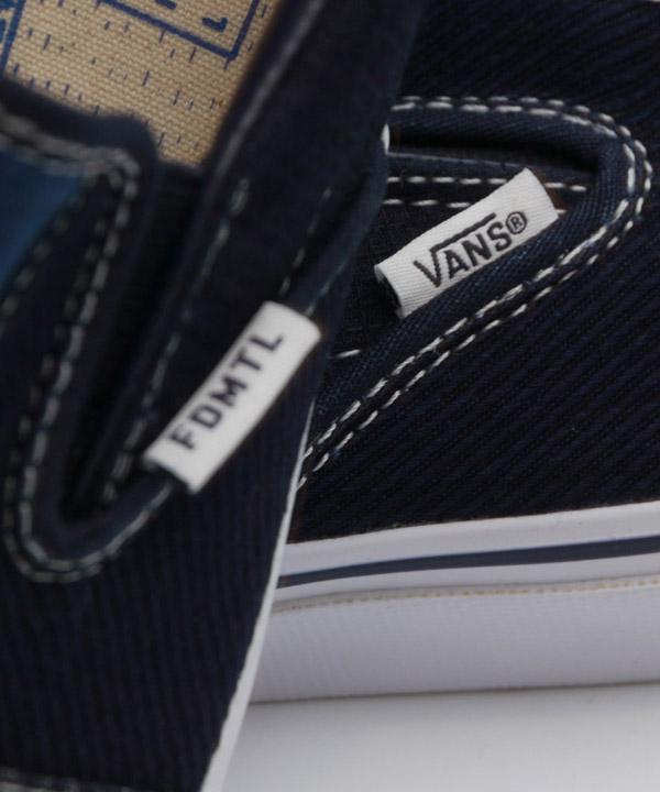VANS for FDMTL SLIP-ON