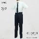 男の子フォーマル2点セット 半袖シャツ・ロングパンツ 140 150 160cm(8895-5603-set)