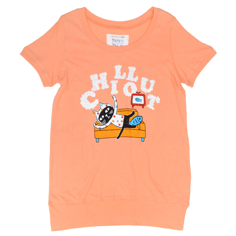Chill Out Yo Go Wild Me Tシャツ