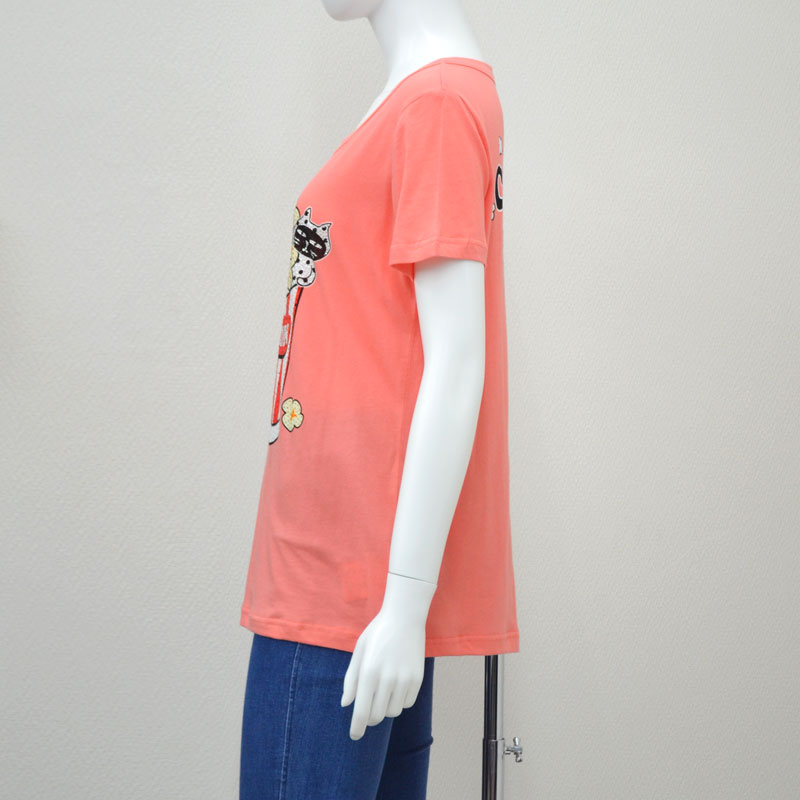 Me&YoキャッツコーンTシャツ