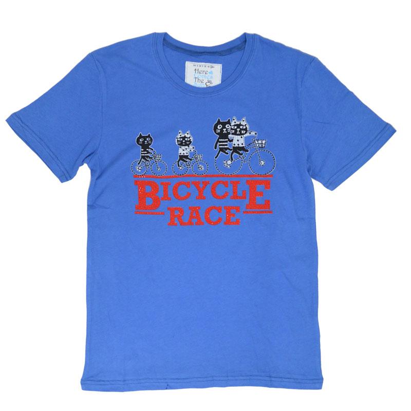 Me&Yo Bicycle Race Tシャツ