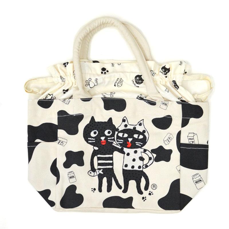 2021年限定商品◆キャッツフレンズ Kiss Cow Mバッグ