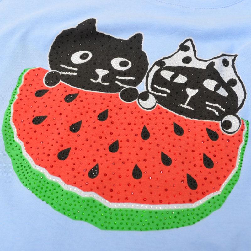 Me&YoウォーターメロンTシャツ