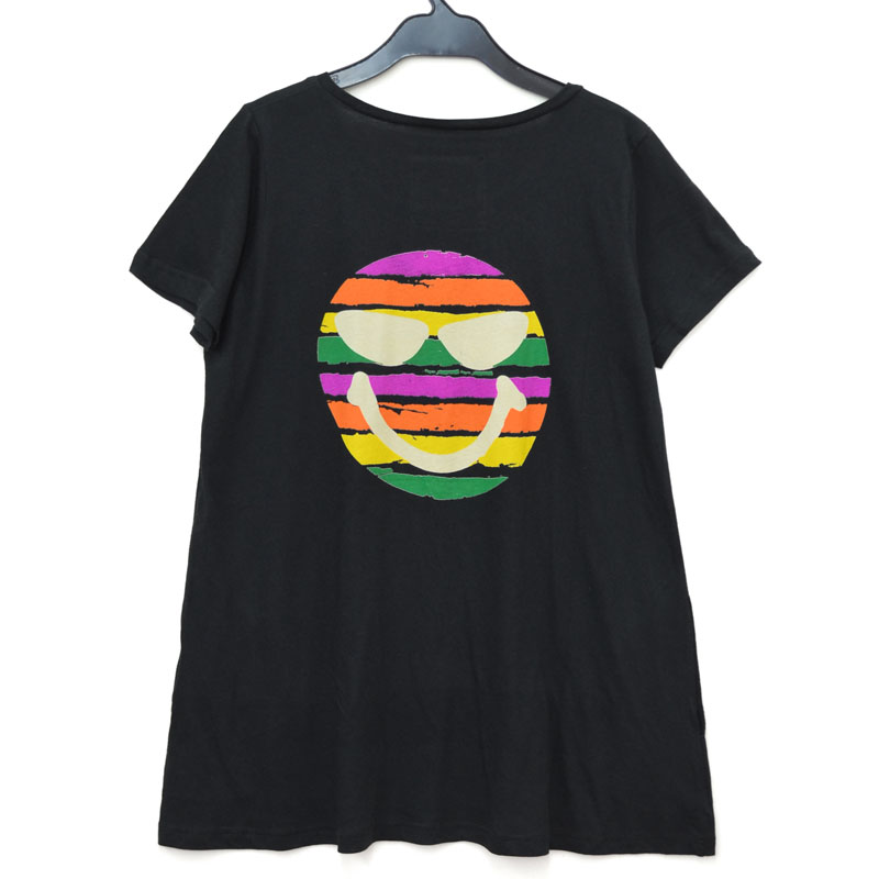 【SALE】【30%OFF】レインボースマイルTシャツ